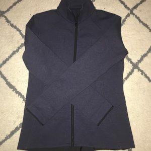 Midnight Navy lululemon jacket size 8